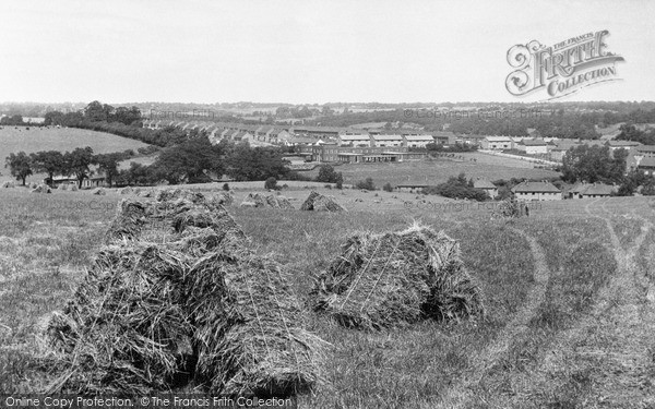 Photo of Welwyn, c1955, ref. W293003