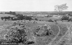 General View c.1955, Welwyn