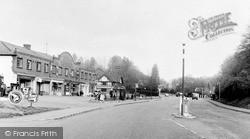 Great North Road, Oakland 1955, Welwyn