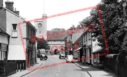 High Street c.1955, Welwyn