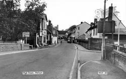 High Street c.1960, Welwyn