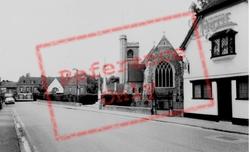 High Street c.1965, Welwyn