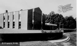 The Civic Centre c.1960, Welwyn