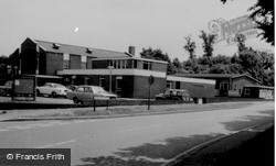 The Civic Centre c.1965, Welwyn