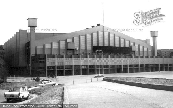 Wembley, Empire Pool c.1960