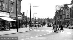 Harrow Road 1962 Ref: W314018