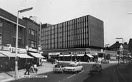 Wembley, High Road c1960