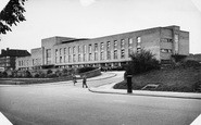 Wembley, Town Hall c1960