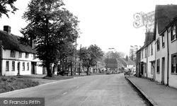 Wendover, Aylesbury Road c.1955