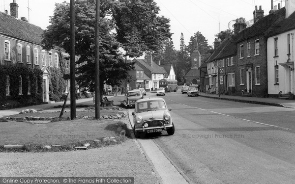 Photo of Wendover, Aylesbury Road c.1965