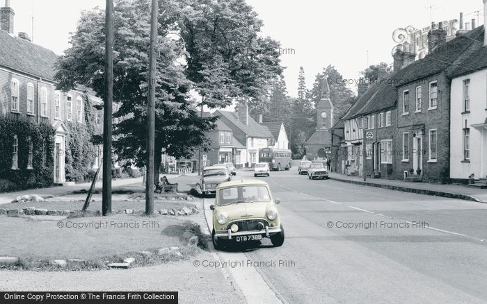Photo of Wendover, Aylesbury Road c.1965