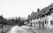 Wendover, Coldharbour Cottages, Tring Road 1899