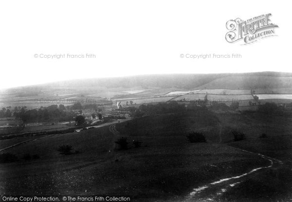 Photo of Wendover, From The South 1901