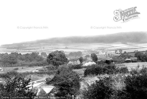 Photo of Wendover, From The South West 1901