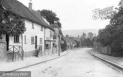 Wendover, High Street 1901