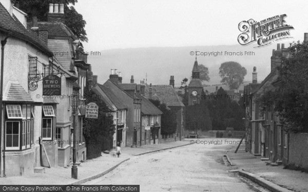 Photo of Wendover, High Street 1901