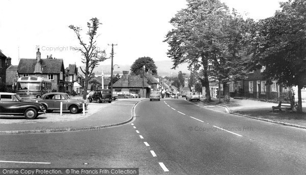 Photo of Wendover, High Street c.1965
