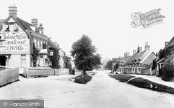Wendover, Pound Street 1901
