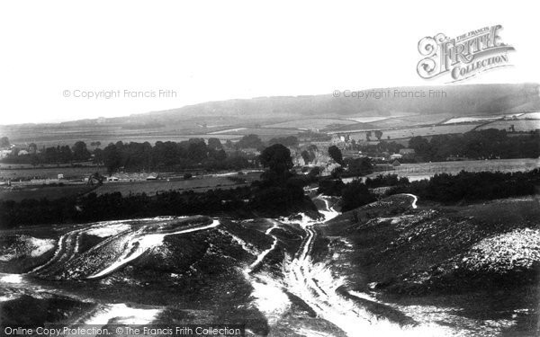 Photo of Wendover, View From The Hills 1901