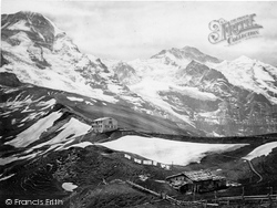 Pass, The Summit c.1860, Wengernalp