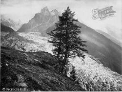 The Glacier c.1880, Wengernalp