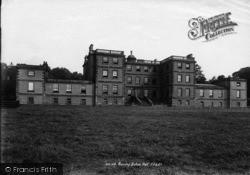 Wensley, Bolton Hall 1893