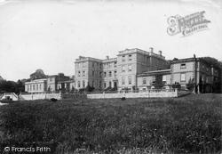 Wensley, Bolton Hall 1906