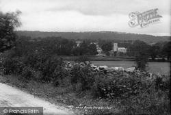 Wensley, Church 1893