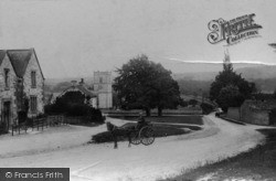 Wensley, Green And Church 1893