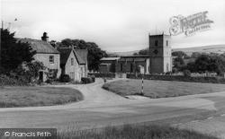 Wensley, Holy Trinity Church c.1960
