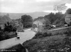 Wensley, The Village 1923