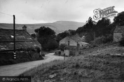 Wensley, The Village c.1955