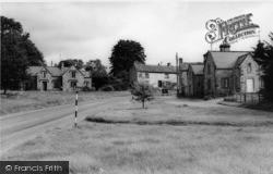 Wensley, The Village c.1960