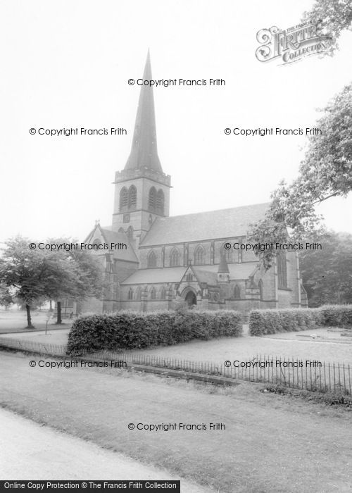 Photo of Wentworth, Church c.1965