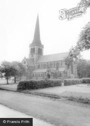 Church c.1965, Wentworth