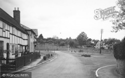 Weobley, Bell Square c.1950