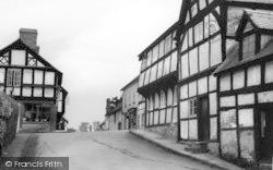 Weobley, Hill Top c.1950