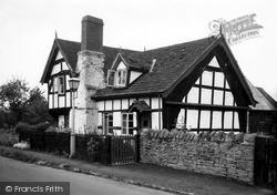 Weobley, Kington Road Dairy c.1950