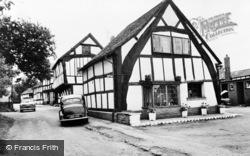 Weobley, Oldest Cottage In England c.1955