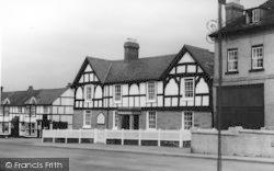 Weobley, The Gables Guest House c.1950