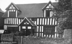 Weobley, The Old Grammar School c.1950