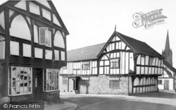 Weobley, The Red Lion c.1955