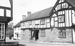 Weobley, The Red Lion Hotel c.1960