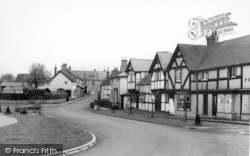 Weobley, The Village c.1950