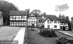 Weobley, Ye Olde Salutation Inn c.1955