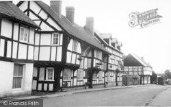 Weobley, Ye Olde Unicorn Inn c.1955