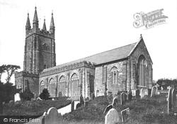 All Saints Church 1890, West Alvington