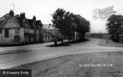 West Ayton, The Forge Valley Hotel c.1960