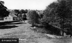 West Ayton, The River c.1960