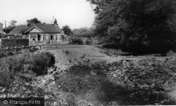 West Ayton, The Weir c.1960